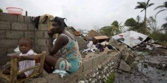 La naturaleza se vuelve a cebar con Haití