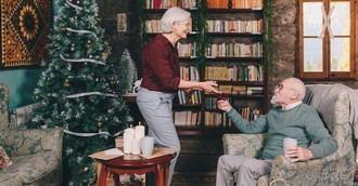 ¿Cómo celebrar la Navidad con una persona con Alzheimer?