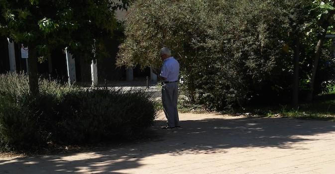 La soledad, un problema de salud pública en las personas mayores