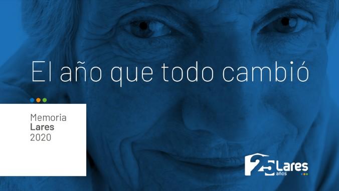 Lares presenta su Memoria 2020 marcada por la pandemia