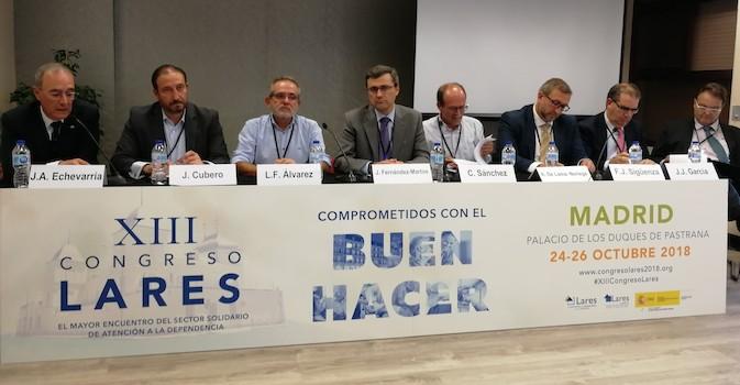 Las cinco patronales en la Mesa del VIII Convenio Colectivo trabajarán sobre una plataforma única