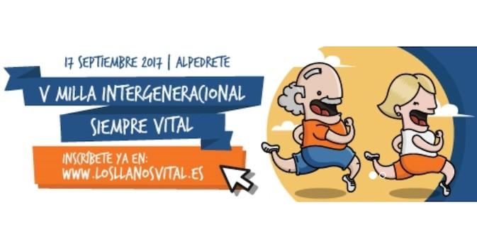 La Milla Intergeneracional vuelve a estar vinculada al Alzheimer