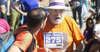 La IV Milla Intergeneracional Siempre Vital recorre las calles de Alpedrete por el Alzheimer