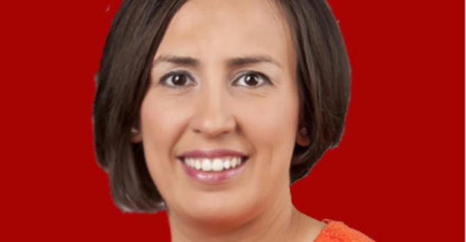 Miriam Burgos, directora del Mayor en Andalucía