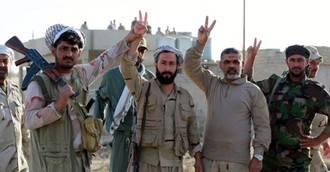 Recta final de la campaña en EEUU y de la reconquista de Mosul