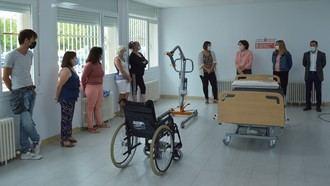 Navarra capacita a 300 personas en atención a dependientes para cubrir posibles necesidades en residencias