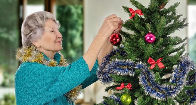 'Navidad en compañía', una iniciativa solidaria de Orpea para estas fechas señaladas