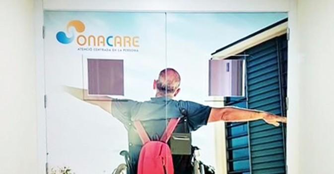 OnaCare pone en marcha un servicio pionero para discapacitados físicos en Tarragona
