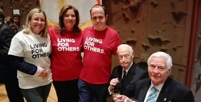 ASISPA recibe el premio a la Entidad social del año