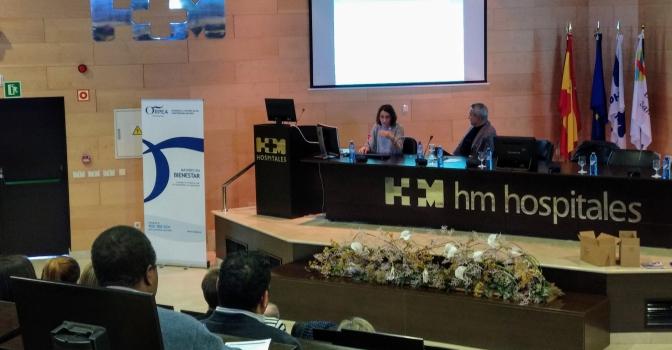Primer curso de la segunda edición de la cátedra Orpea en el paciente anciano