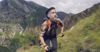 Visto en la red. Un mayor arrasa en una carrera de montaña... ¿o no?