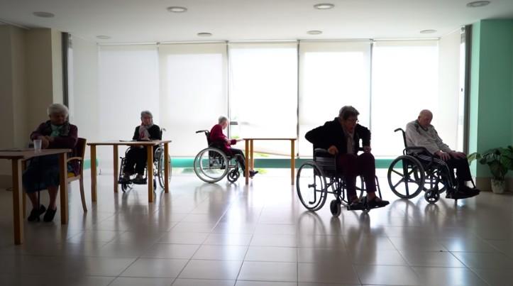 Foto del cortometraje Parking de Matia Fundazioa