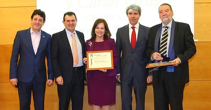 Matilde Pelegrí, premio de la AEEPP a la Mejor Trayectoria Profesional