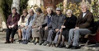 La subida de las pensiones se mantendrá en el mínimo del 0,25% en 2017
