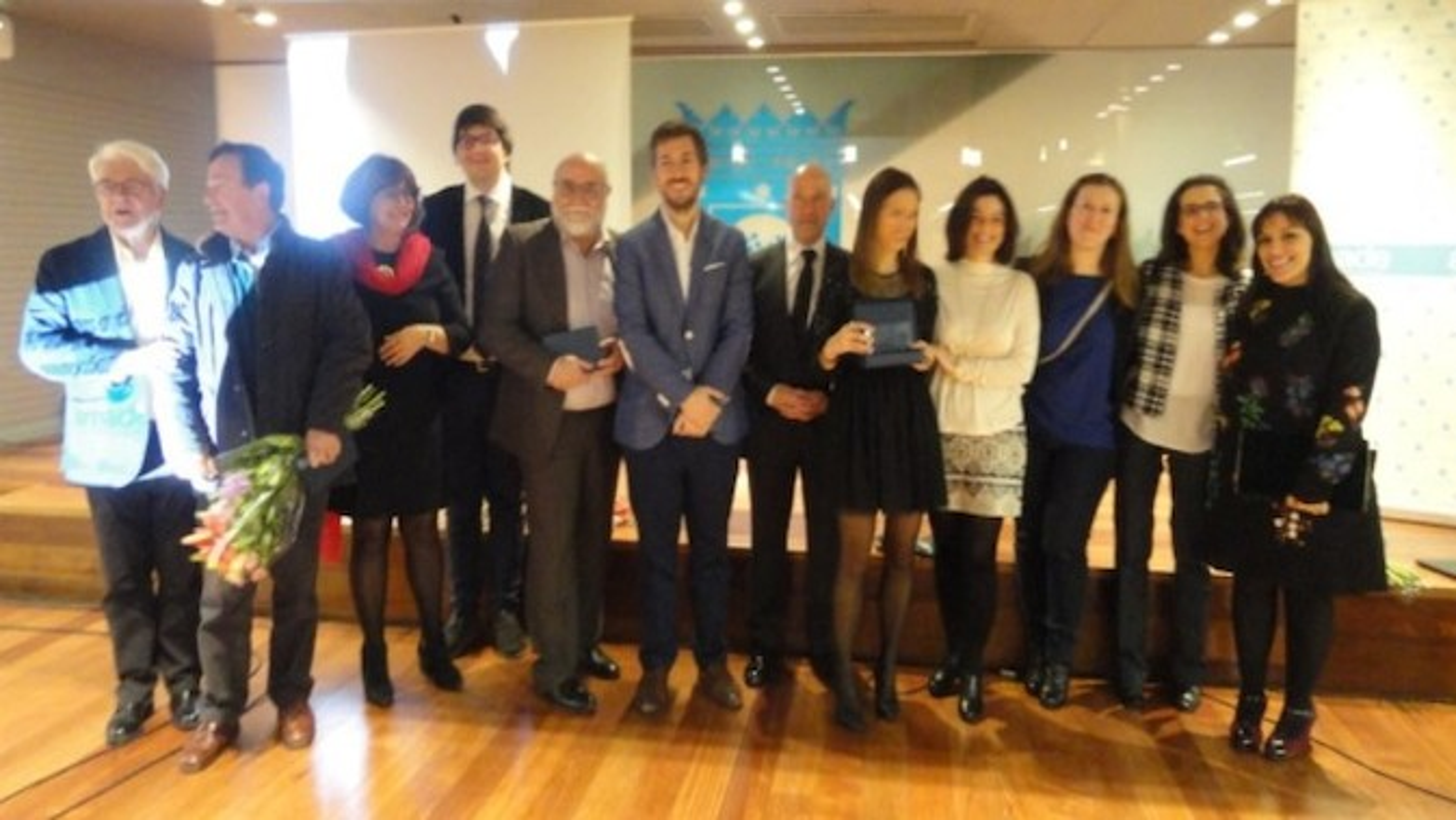 AMADE entrega sus VIII Premios Profesionales