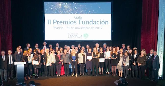 Fundación DomusVi da visibilidad a iniciativas que mejoran la calidad de vida de los mayores