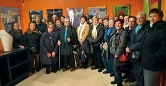 Primer encuentro de participantes del Programa Respira de mujeres mayores en riesgo de soledad