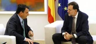 Rajoy, a la búsqueda de socios y pactos para formar su Gobierno