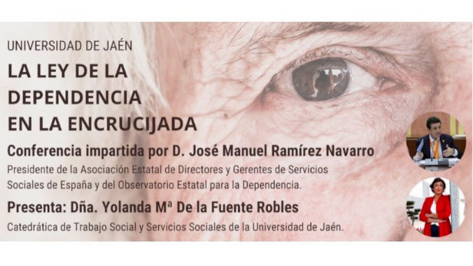 Visto en la red: José Manuel Ramírez Navarro y La Ley de la Dependencia en la Encrucijada