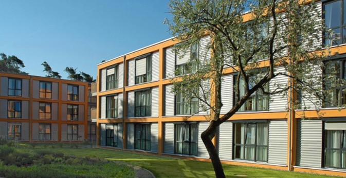 Una residencia especializada en demencia en Alemania