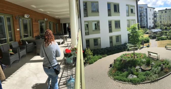 Residencias de mayores en Suecia, la visión del arquitecto Marc Trepat