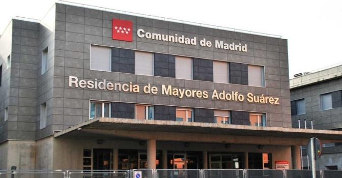 Más de 21 millones de euros para mejorar las residencias de la Comunidad de Madrid
