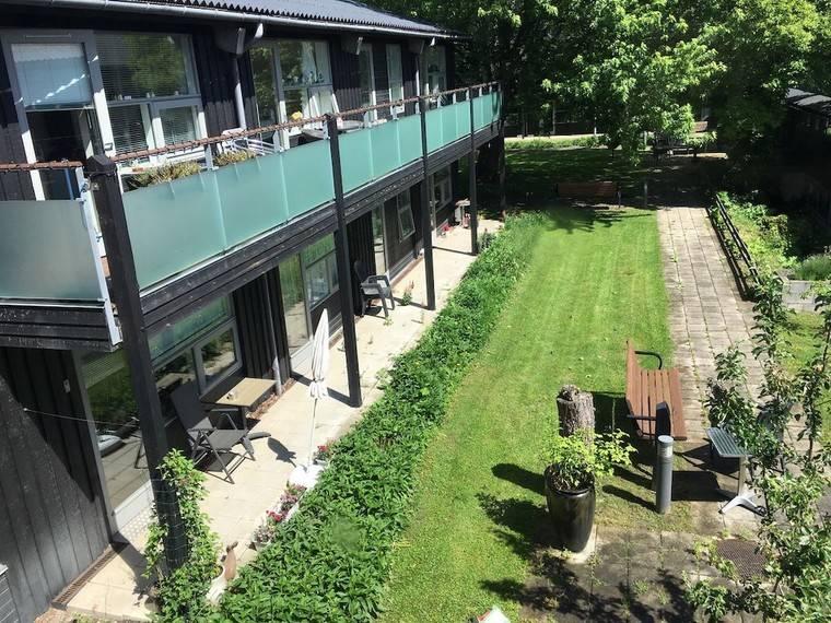 Mirando al Exterior: la residencia Holmegardsparken en Gentofte, Dinamarca
