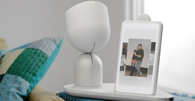 Visto en la red. ELLIQ, tecnología robótica al servicio de los mayores