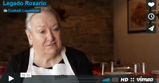 La OMS reconoce el programa vasco 'Legado' como buena practica