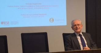 La RSC de las empresas, a debate en el IV Foro de Conocimiento de la Fundación Edad&Vida