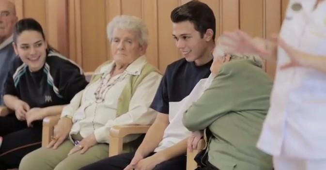 SARquavitae fomenta las relaciones de las personas mayores con los jóvenes
