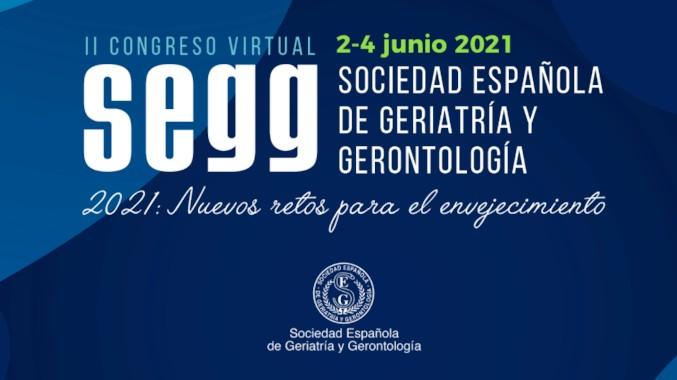 El II Congreso Virtual de la SEGG debatirá los nuevos retos para el envejecimiento