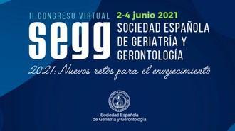 II Congreso virtual de la SEGG y 2021: Nuevos retos para el envejecimiento.