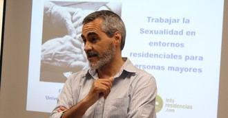 Seminario Inforesidencias: Trabajar la intimidad y la sexualidad en residencias