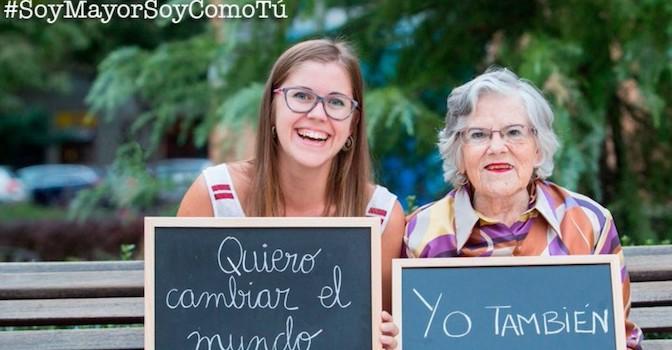 Campaña pro derechos, deseos e inquietudes de los mayores