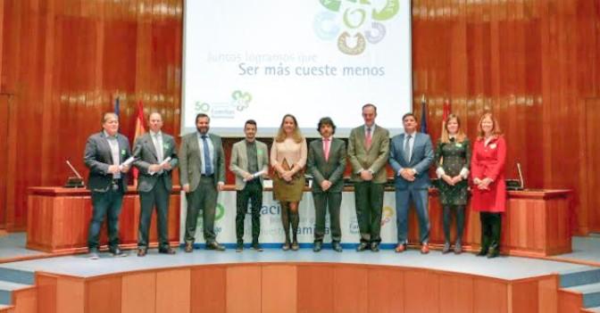 Reconocimiento a SUPER Cuidadores de la Federación Española de Familias Numerosas