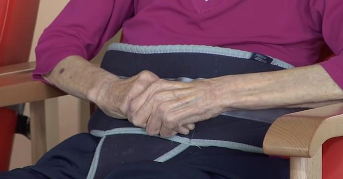 'La prescripción de la sujeción física es la última alternativa posible'