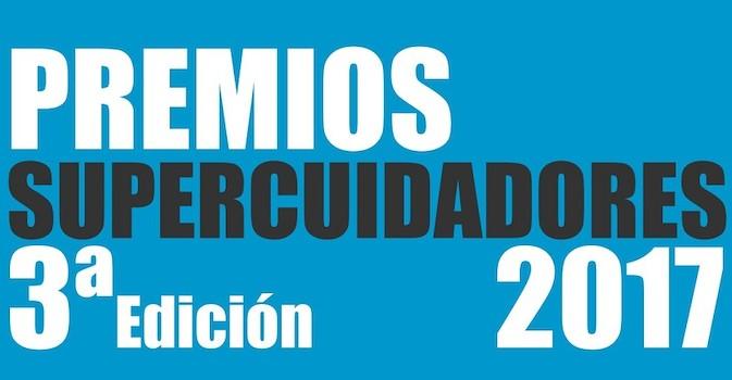 Candidaturas finalistas de los premios Supercuidadores