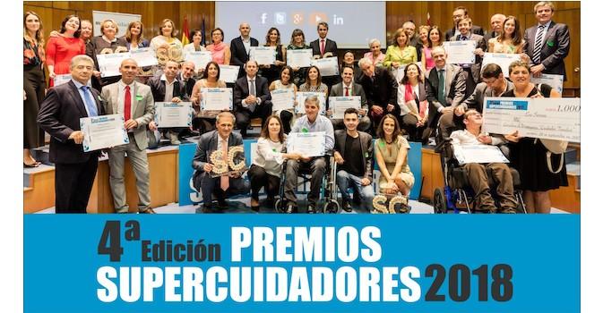 Residencias e instituciones sociales reconocerán a sus cuidadores en los Premios SUPERCUIDADORES