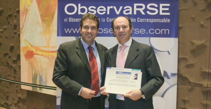 SUPER Cuidadores, galardonada en los VII Premios Corresponsables