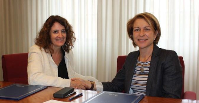 LA SVGG y el CEU, juntos en favor de la investigación geriátrica