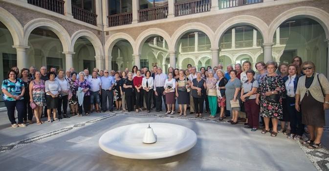 Más de 45.000 andaluces se beneficiarán de talleres para la prevención de la dependencia