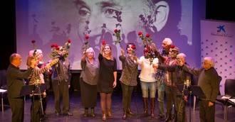 Blanca Marsillach recuerda a su padre con un proyecto de teatro con personas mayores