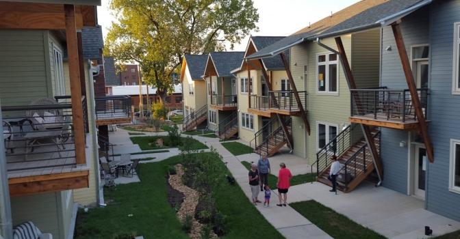 Mirando al exterior. Top tendencias en viviendas para la tercera edad en 2018