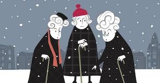 Una novela sobre la vida en una residencia de mayores en Finlandia