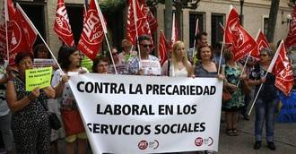 Los trabajadores de la Dependencia continúan sin Convenio dos años después