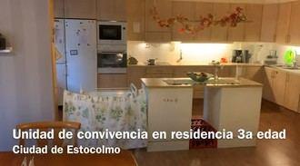 Canal Inforesidencias.com: Unidad de convivencia en una residencia en Estocolmo