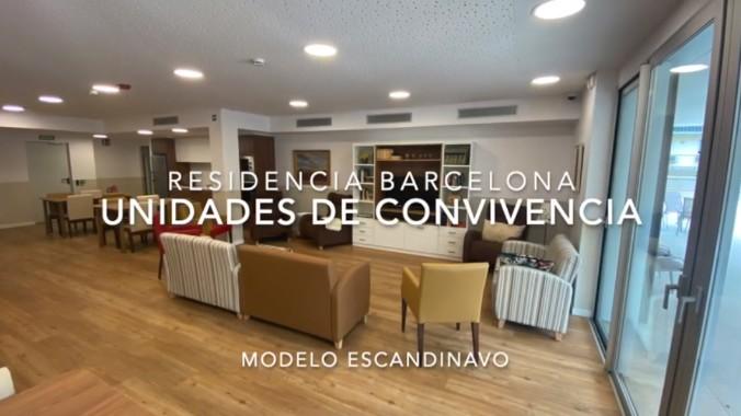 Canal Inforesidencias.com: Una residencia en Barcelona dividida en unidades de convivencia
