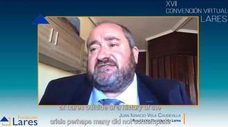 Lares celebra la primera jornada de la XVII Convención Virtual sobre la covid-19 en residencias