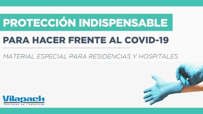 Protección Covid 19: ¿Cómo prevenir y luchar contra la crisis sanitaria?